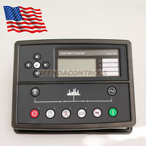 New Generator Auto Start Control Module Plane Dse7320 Replacement For Deep Sea