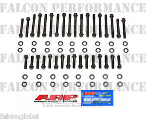 Chevy Lt1 Lt4 350 383 400 Arp Performance Cylinder Head Bolt Washer Kit 12 Point