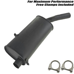 1984 1993 900 2 0l Turbo Exhaust Muffler