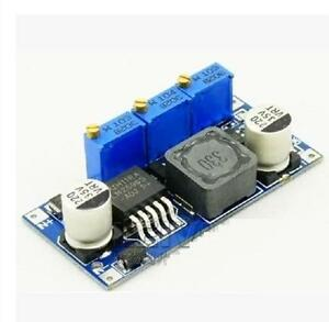Constant Current Voltage Led Driver Batery Charging Module Lm2596 1 25 30v Input