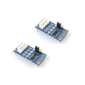 2pcs Stepper Motor Driver Board Uln2003 For Arduino avr arm 5 12v 4 phase 5 wire