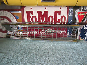 1955 Ford Show Quality Right Grill Half