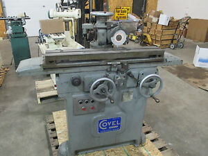 Used Covel Tool Cutter Grinder