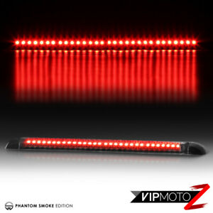 92 99 Yukon Suburban Tahoe Escalade Dark Smoke brightest Led Third Brake Light