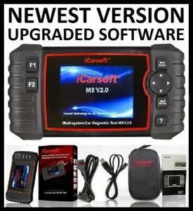 Mercedes Benz Sprinter Diagnostic Scanner Tool Srs Abs Engine Icarsoft Mbii I980
