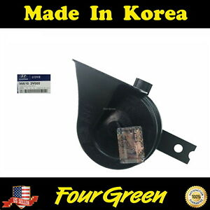 Horn Low Pitch For Hyundai 12 13 Azera 3 3l Factory Oem New 966103v000