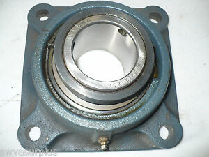 Skf 479213 208 4 Bolt Flange Bearing New