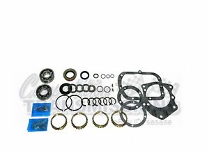 Saginaw Rebuild Kit W Synchros 1965 1985 3 4 Speed Transmission Chevy Gmc