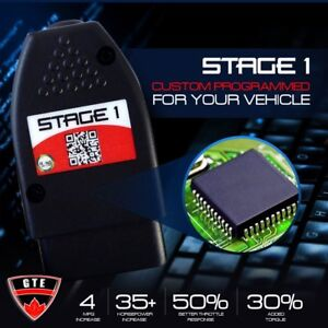 Stage 1 Gte Performance Chip Ecu Programmer For Toyota Corolla 2014 2016
