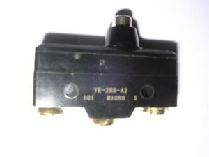 Foot Pedal Switch Micro For Older Ridgid 300 1224 535 1210 1822 Pipe Threaders
