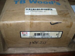 Tb Woods F214 Sg Bushing Fx2 1 4 New