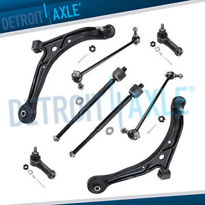 New 8pc Front Suspension Lower Control Arm Kit For Honda Odyssey 2002 2003 2004