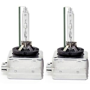 2x D1s 35w 6000k Hid Xenon White Replacement Low High Beam Headlight Bulbs New