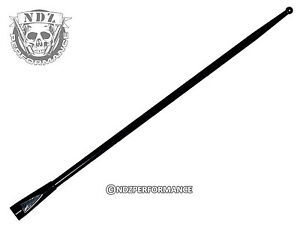 For Ford Mustang Svt Cobra Gt Bullitt Short Billet Antenna 12