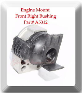 5312 Engine Mount Bushing Front Right Fits Ford Focus Transit Connect Mazda 3 5