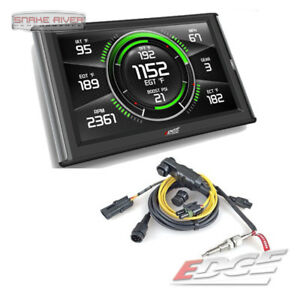 Edge Products Evolution Cts 2 Diesel Tuner Programmer Monitor Chip W Egt Probe