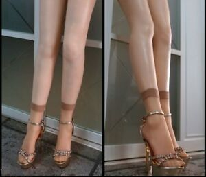 1 Pair Female Mannequin Single Foot Leg Dummy Arbitrarily bent soft a1044 Lw