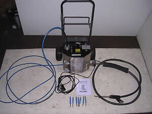 Goodway Ream a matic Ram 5sf Ram 4 Chiller Tube Cleaner Speed Feed Ex cond