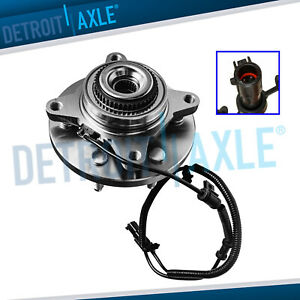 Front Wheel Bearing Hub For 2011 14 Ford F 150 Expedition Lincoln Navigator 4wd