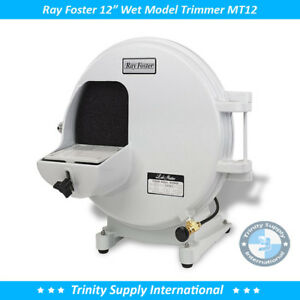 Ray Foster Model Trimmer Mt12 Dental Lab Made In Usa With The Highest Quality