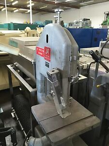 Yates American Model 14 14 X 14 Table Vertical Band Saw