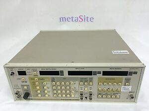 Panasonic Audio Analyzer Vp 7722a 6 _352349d122