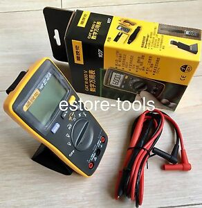 Fluke 107 Palm sized Portable handheld Digital Multimeter brand New