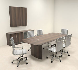 Modern Contemporary 8 Feet Conference Table mt med c7