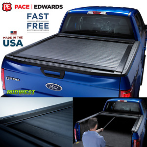 Pace Edwards Switchblade Retractable Tonneau Cover 07 19 Toyota Tundra 5 7 Bed