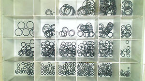 Metric O rings 2 0 Wall Buna n 3mm 35mm Duro 70 Assortment Tray Cabinet A5