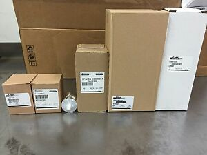 New Holland Skid Steer Filter Set For Ls140 Ls150 Ls160 Ls170 With Nelson Air