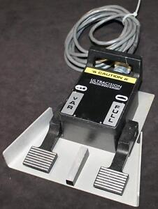Ultracision Ethicon Endo surgery Foot Pedal Gen03 Control Switch Free Shipping