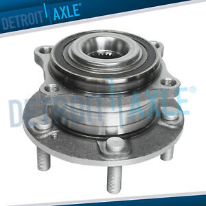 New Rear Wheel Hub And Bearing Assembly For Santa Fe Sorrento Awd Models Only