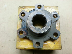 Jeep Ford Gpw Gpa Front Axle Drive Flange Set 2 In Original Ford Box Nos G503