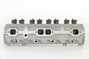Sbc Chevy Aluminum Cylinder Heads 2 02 1 60 New Small Block Chevy