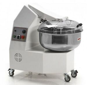Starpizza Fork Mixer F35 Made In Italy Capacity 35 Kgs Of Dough With Support