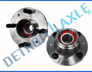 2 Rear Wheel Bearing Hub For Chevy Aveo 5 Pontiac G3 Wave No Abs