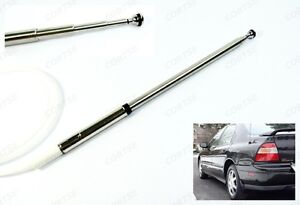 Power Antenna Mast Aerial Oem Replacement For Honda 90 97 Accord 92 96 Prelude