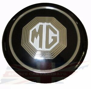 New Original Type Reproduction Steering Wheel Center Piece For Mga 1955 1962