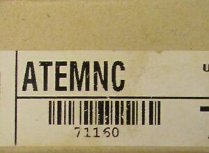 Hoffman A Temnc Enclosure Heat Humidity Thermostat 30 140 F 01144 9 00 71160