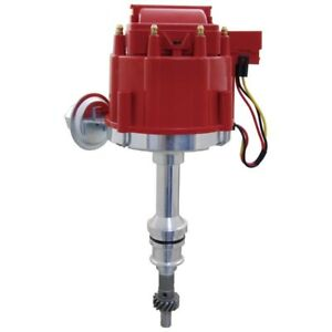 New Hei Distributor Fits Ford 351w 5 8 V8 Sbf Direct Fit Hei Replacement