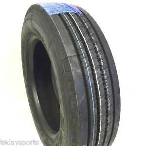 235 75r17 5 New Heavy Duty All Position Truck Or Trailer Tires 235 75 175 16ply
