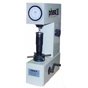 Phase 2 900 345 Rockwell Superficial Hardness Tester W 5yr Warranty