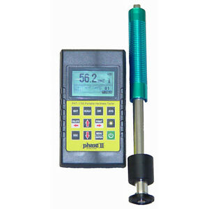 Phase 2 Pht 1750 Portable Hardness Tester W 5yr Warranty