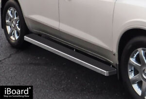 Iboard Running Boards 5 Fit 07 17 Chevrolet Traverse