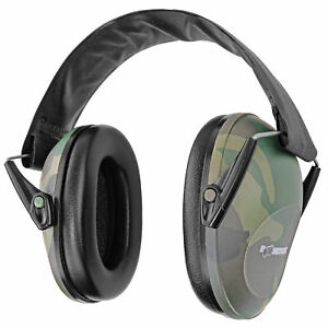 Boomstick Camo Ear Muff Safety Hearing Noise Protection Gun Shooting Range Work $14.99
