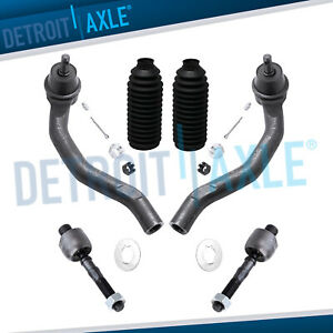 Brand New 6pc Complete Front Suspension Kit For Acura Tsx And Honda Accord 2 4l