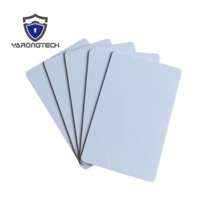 13 56mhz Rfid Mifare Classic 1k Iso 14443a Sublimation Printable Pvc Card 100