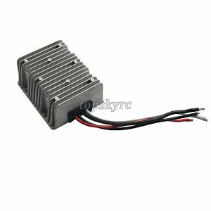Step down Dc dc Converter Regulator 24v To 12v 40a Waterproof Car Power Supply