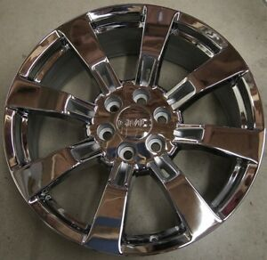 New Chevy Silverado Tahoe Suburban Avalanche Chrome 22 Wheel Rim Ck375 5409